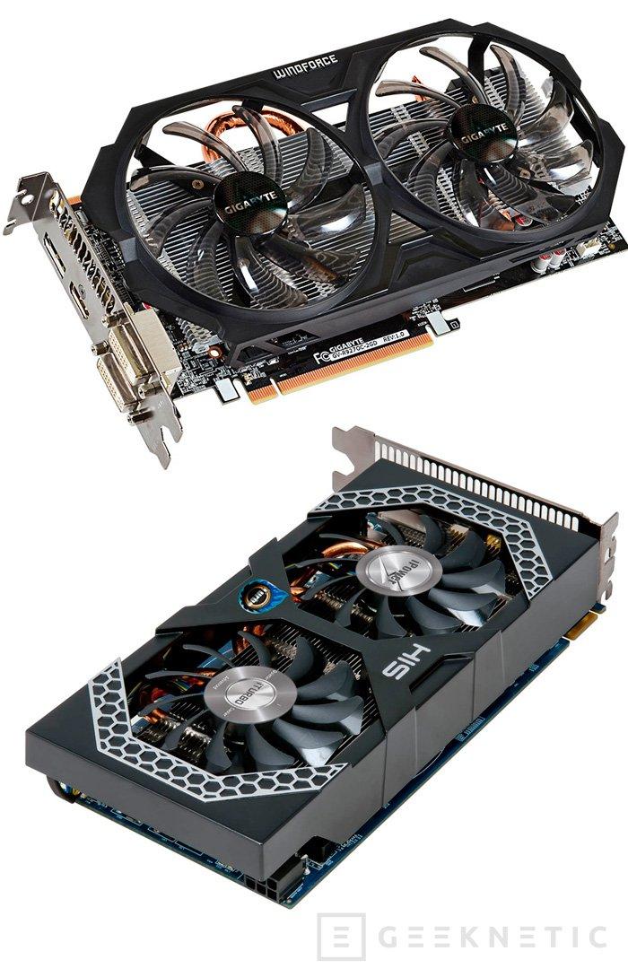 La mayoría de fabricantes ya tienen su versión personalizada de la Radeon R9 270X, Imagen 2