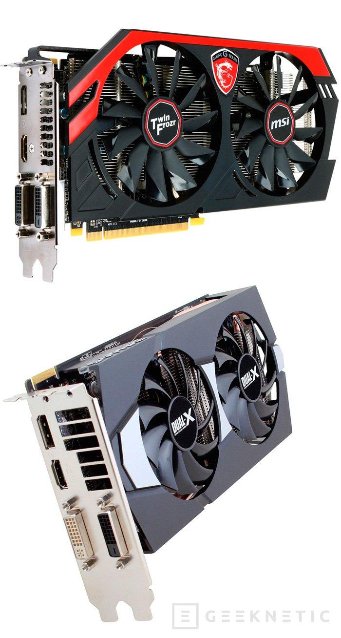 La mayoría de fabricantes ya tienen su versión personalizada de la Radeon R9 270X, Imagen 3