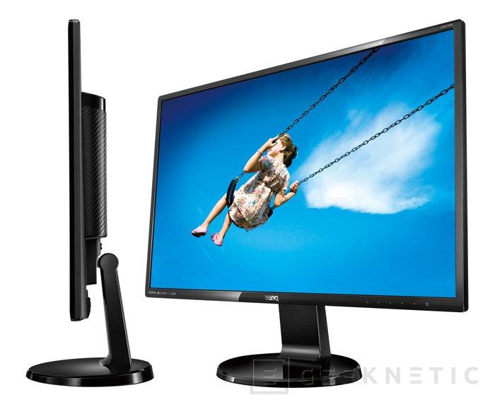 BenQ GW2760HS Eye Care, nuevo monitor con tecnología anti-parpadeo, Imagen 1