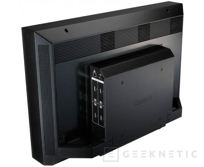 Canon también se une a la fiesta de los monitores 4k, Imagen 2