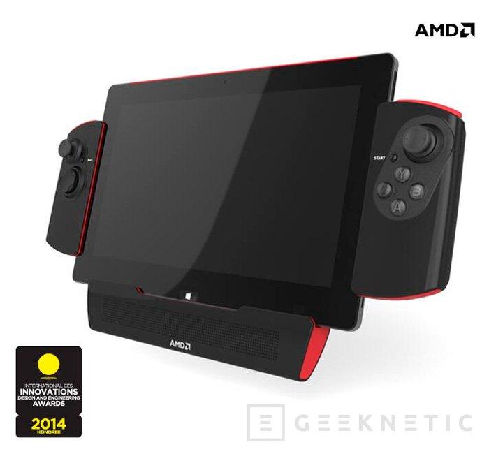 AMD Project Discovery, tablet basado en las nuevas APU Mullins, Imagen 1