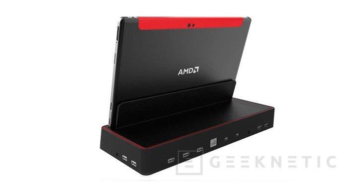AMD Project Discovery, tablet basado en las nuevas APU Mullins, Imagen 2