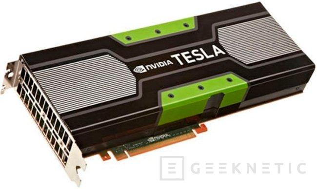 NVIDIA lanza la nueva Tesla K40, nueva gráfica enfocada a computación GPGPU, Imagen 1