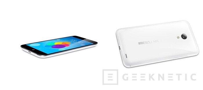Meizu MX3, llegan los 128 GB de almacenamiento a los smartphone, Imagen 2
