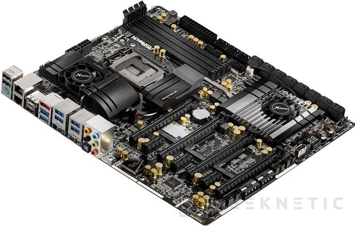 ASRock presenta su placa base Z87 Extreme11/AC con 22 puertos SATA, Imagen 3