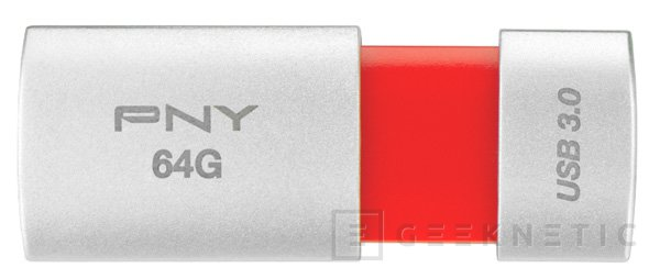 Nuevo pendrive USB PNY  Wave 3.0, Imagen 2