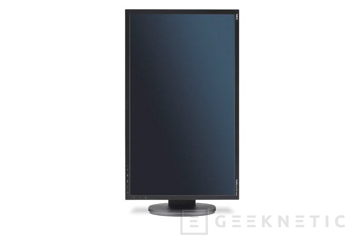 NEC MultiSync EA274WMi, nuevo monitor IPS de 2560 x 1440 píxeles, Imagen 2