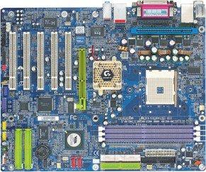 Gigabyte K8XVNP para AMD64, Imagen 1