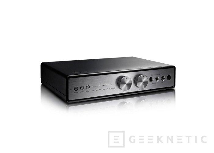 Llega a España el ASUS Essence III, un DAC USB para los más puristas del sonido, Imagen 1