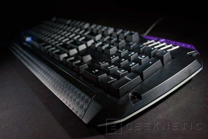 Tesoro Lobera, nuevos teclados para jugadores, Imagen 2