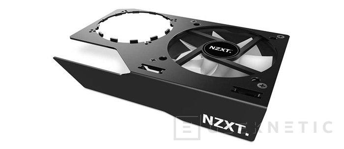NZXT lanza un módulo para dotar de refrigeración líquida integrada a las gráficas, Imagen 3