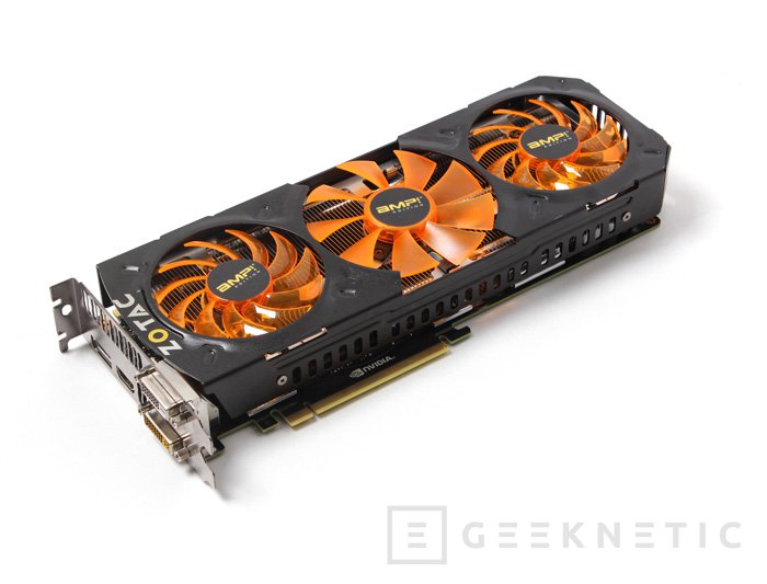 ZOTAC presenta su GeForce GTX 780 Ti AMP! Edition, Imagen 1