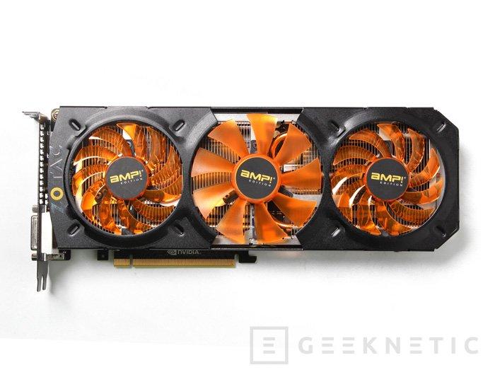 ZOTAC presenta su GeForce GTX 780 Ti AMP! Edition, Imagen 2