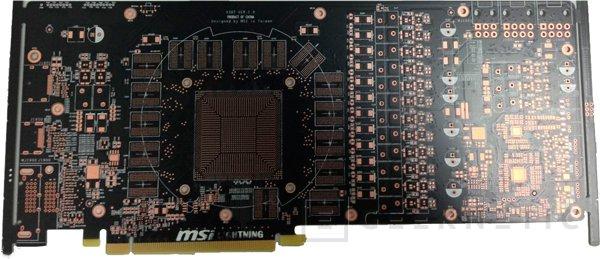 MSI está trabajando en una Radeon R9 290X Lightning Edition, Imagen 1