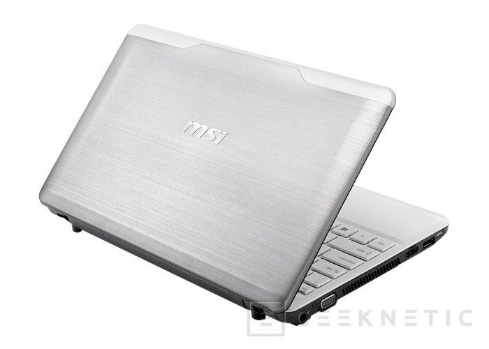 MSI S12, nuevo