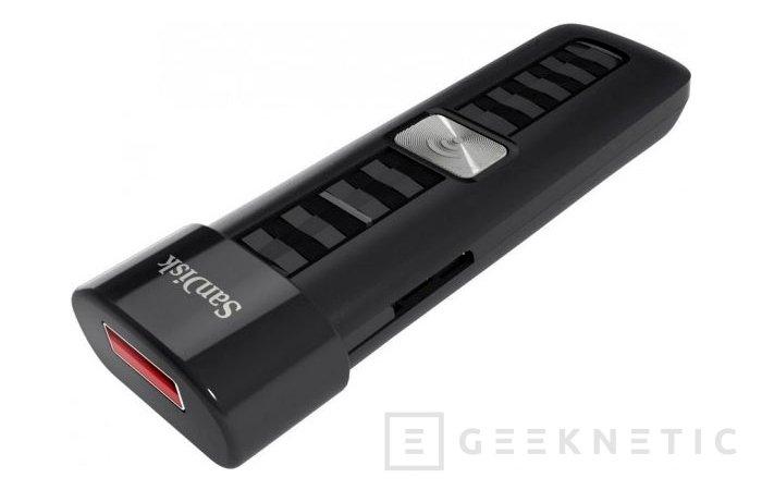 Llega Sandisk Connect, un pendrive USB con WiFi, Imagen 1