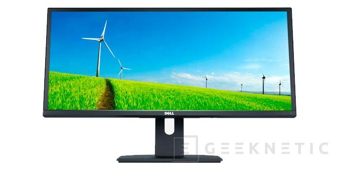 Dell U3415W, un nuevo monitor ultra panorámico de alta resolución, Imagen 1