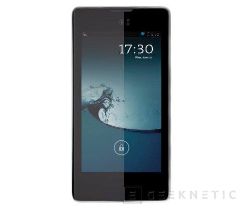 YotaPhone, el Smartphone con dos pantallas, llega al mercado, Imagen 1