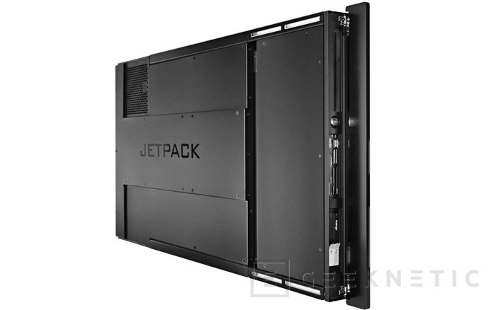 piixL JetPack, una Steam Machine plana para acoplar al televisor, Imagen 2