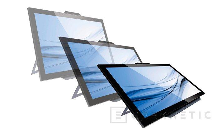 Philips Brilliance 231C5TJKFU, monitor IPS con tecnología táctil, Imagen 3