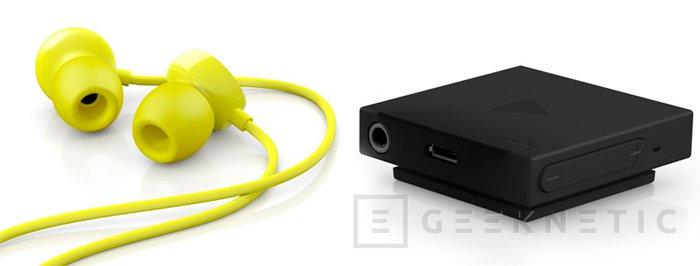 Nokia BH-121, nuevos auriculares bluetooth coloridos y minimalistas, Imagen 1