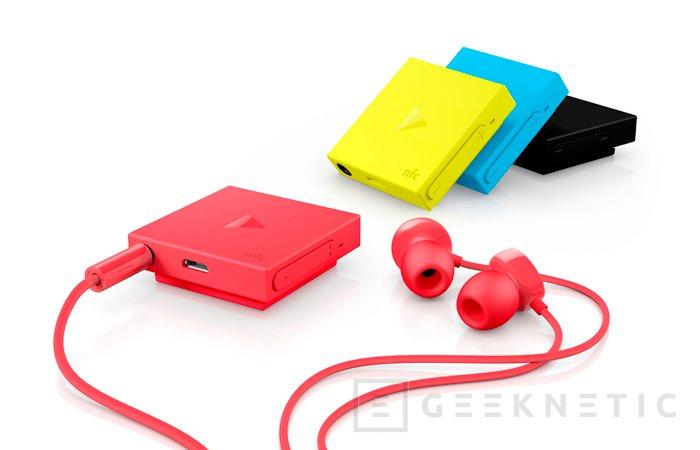 Nokia BH-121, nuevos auriculares bluetooth coloridos y minimalistas, Imagen 2