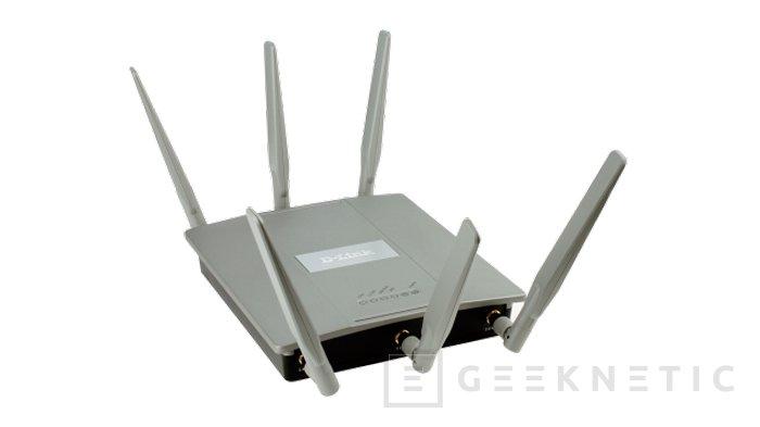 D-Link DAP-2695 AC1750, punto de acceso WiFi con 1750 Mbps de ancho de banda, Imagen 2
