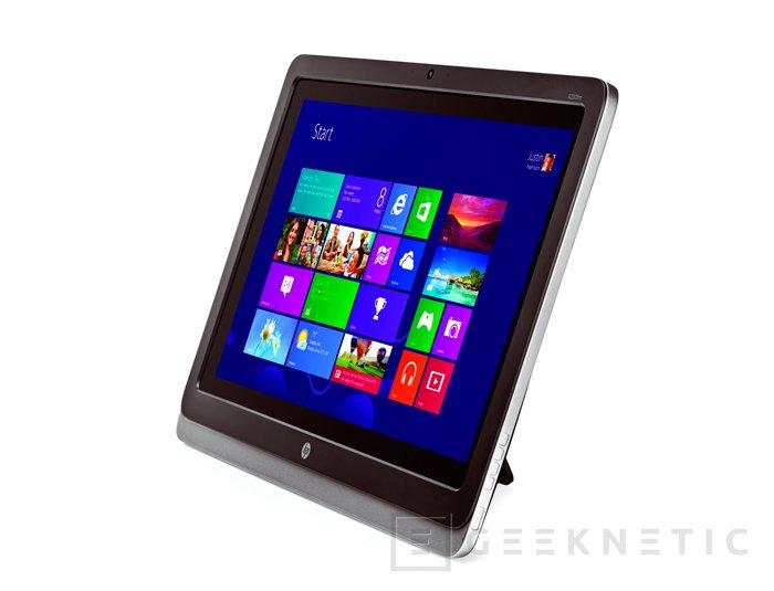 HP S230tm, monitor táctil de 23 pulgadas, Imagen 1