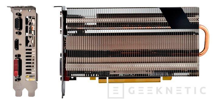 XFX  lanza dos nuevas tarjetas gráficas Radeon R7 con refrigeración pasiva, Imagen 1