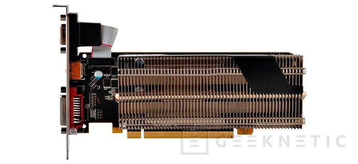 XFX  lanza dos nuevas tarjetas gráficas Radeon R7 con refrigeración pasiva, Imagen 2