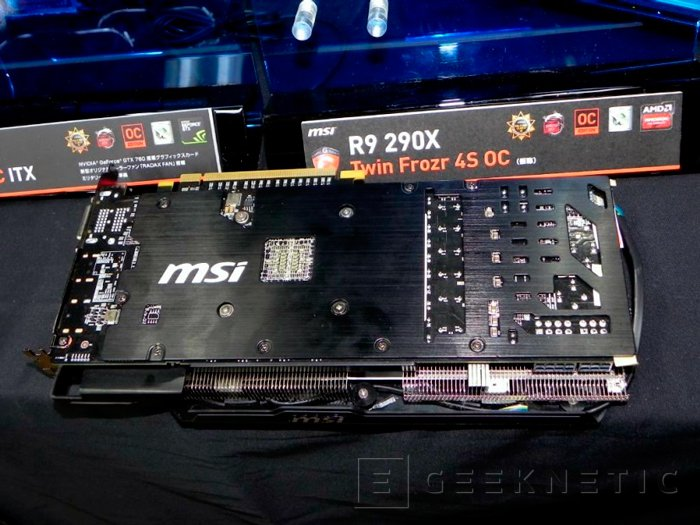 MSI Radeon R9 290X GAMING Twin Frozr 4S OC, Imagen 2