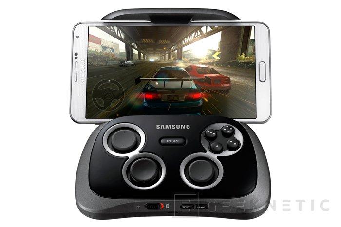 Samsung Smartphone Gamepad, un mando para juegos en el móvil, Imagen 1