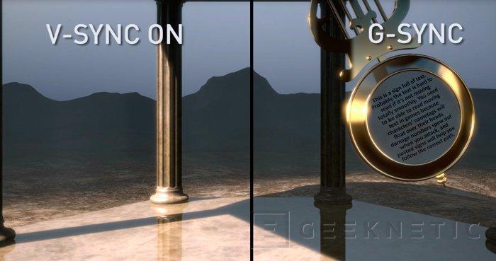 NVIDIA nos muestra las bondades de G-SYNC en un vídeo comparativo, Imagen 1