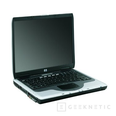 Nuevos portátiles HP nx9000, Imagen 1