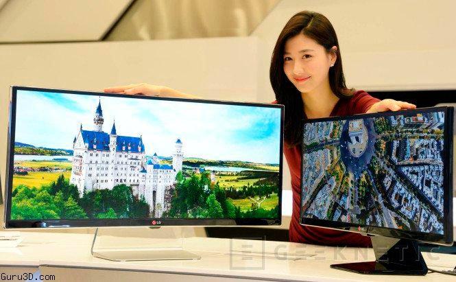 LG prepara un nuevo monitor ultrapanorámico de 34 pulgadas y 4K, Imagen 1