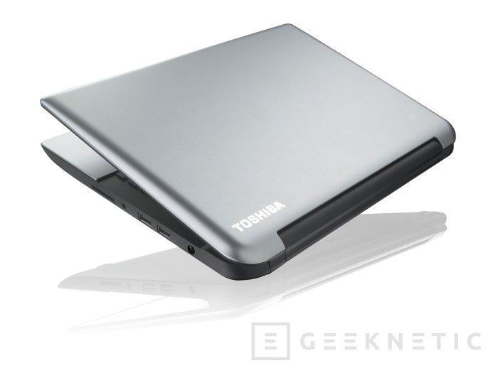 Toshiba recupera los netbook con su nuevo Satellite NB10, Imagen 1