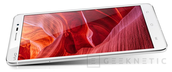 Vivo XPlay 3S, primer smpartphone con resolución