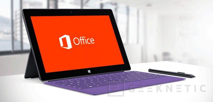 Microsoft actualiza el procesador de la Surface 2 Pro, Imagen 1