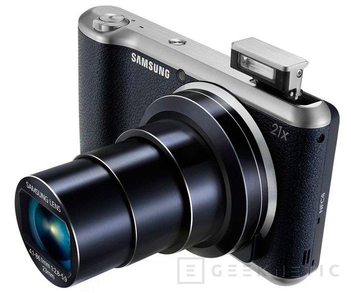 Samsung lanza la segunda versión de su cámara con Android, Imagen 1