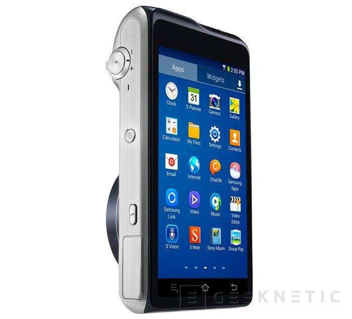 Samsung lanza la segunda versión de su cámara con Android, Imagen 3