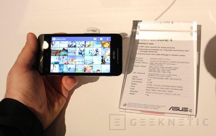 ASUS ZenFone, nueva familia de terminales con precios realmente atractivos, Imagen 1