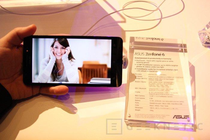 ASUS ZenFone, nueva familia de terminales con precios realmente atractivos, Imagen 3