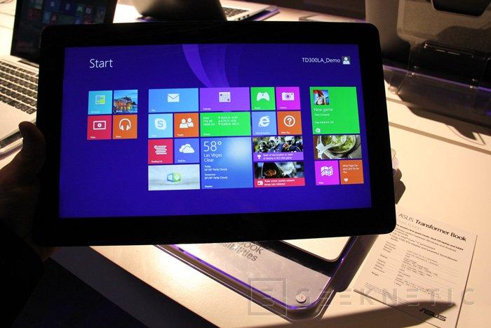 ASUS Transformer Book Duet TD300, tablet convertible con Windows y Android, Imagen 2