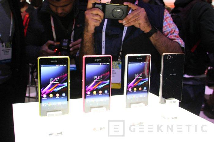 Sony Xperia Z1 Compact, un Z1 con tamaño reducido, Imagen 1