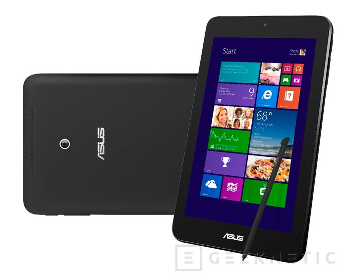 ASUS VivoTab Note 8, nuevo tablet con Windows 8.1, Imagen 2