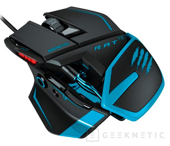 Mad Catz R.A.T. Tournament Edition, Imagen 1