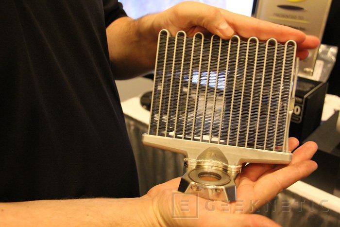 CAPTHERM MP1120, curioso sistema de refrigeración por ebullición, Imagen 1