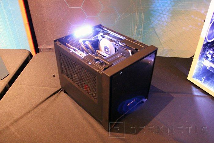 Corsair Obsidian 250D, nueva torre mini-ITX para equipo potentes, Imagen 2