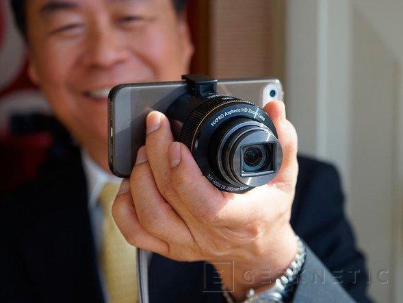 Kodak se suma a Sony ofreciendo dos cámaras externas para móviles, Imagen 2