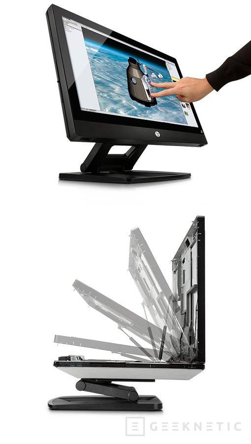 HP presenta tres nuevos AiO para entornos profesionales, Imagen 3